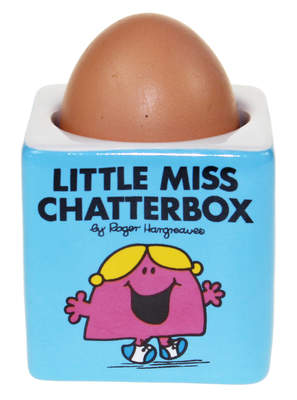 Little Miss Chatterbox Eierbecher