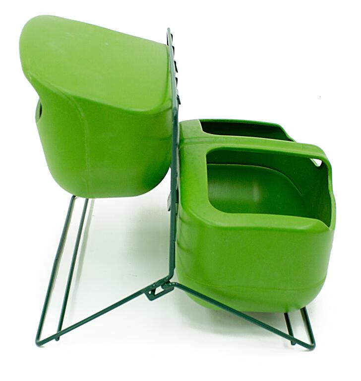 klassischer st nder f r trog und tr nke tr ge und. Black Bedroom Furniture Sets. Home Design Ideas