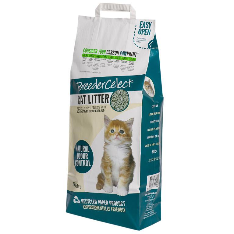 Breeder Celect Breeder Celect Cat Litter  Liter