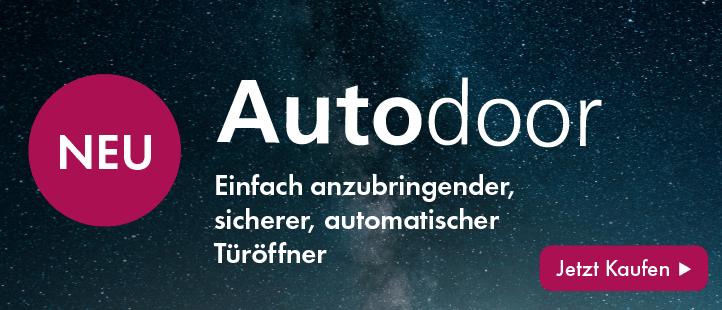 Autodoor Banner